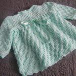 Layette en laine
