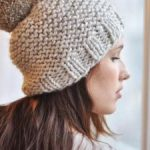 Tricot bonnet gratuit