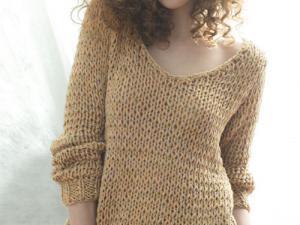 apprendre a tricoter un pull