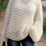 Modele tricot gratuit facile