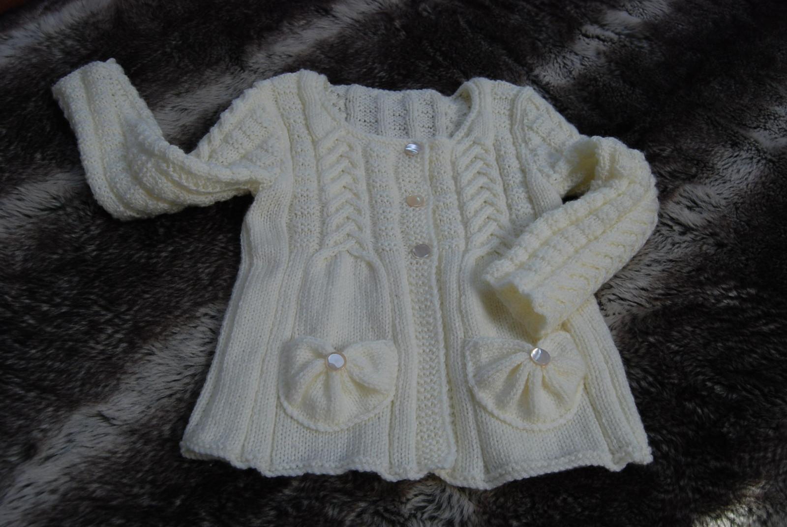 modele de tricot gratuit pour fillette