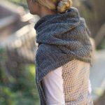 Modèles écharpes à tricoter