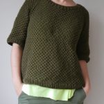 Tuto pull homme tricot
