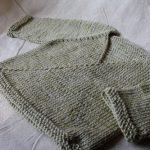 Layette à tricoter