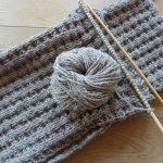 Tricoter une écharpe facilement