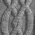 Faire torsade tricot