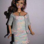 Modele tricot pour barbie gratuit