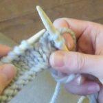 Video pour apprendre a tricoter