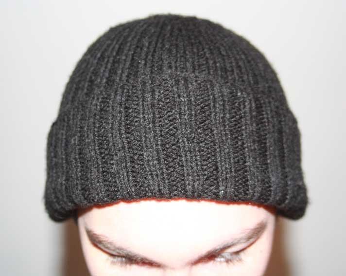 Explication bonnet tricot